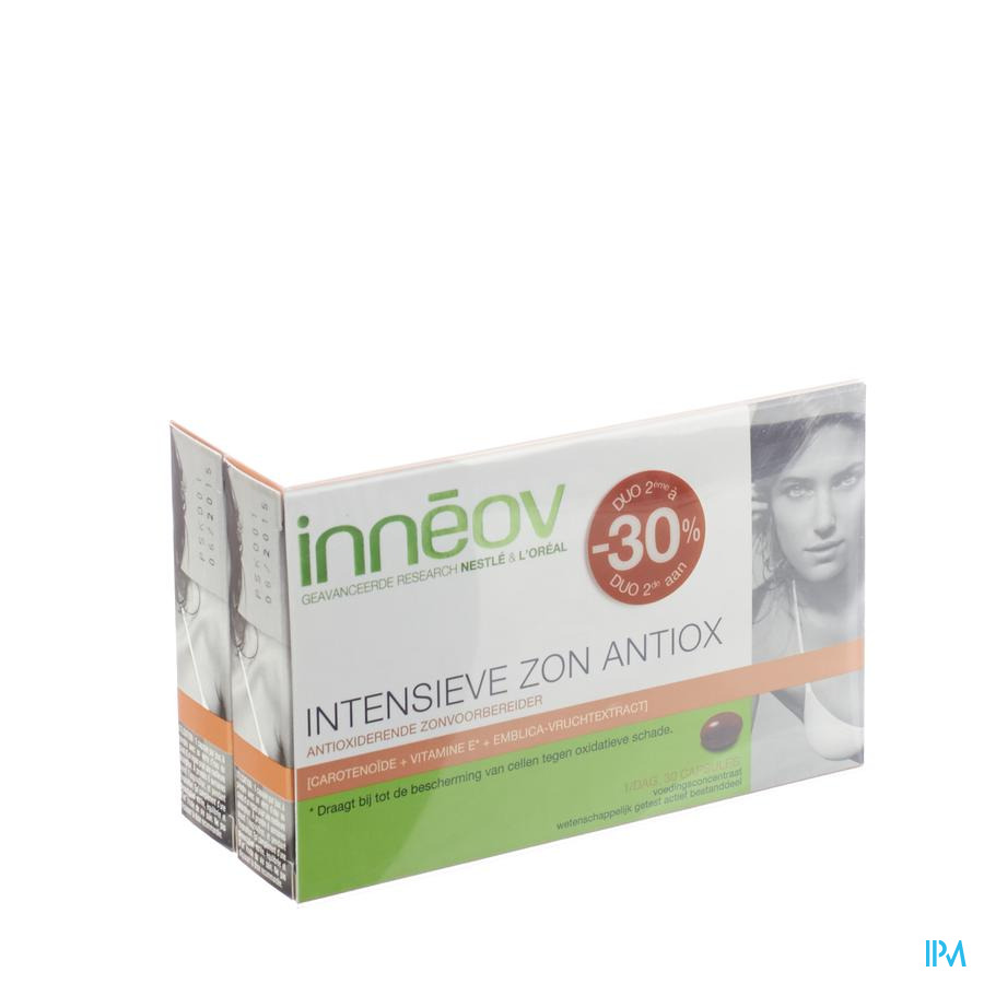INNEOV ZON ANTIOX DUO COMP 2X30 2DE -30%