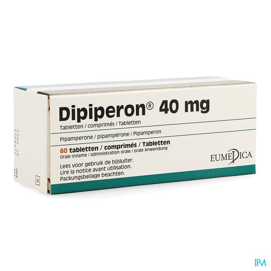 Dipiperon Comp 60x40mg