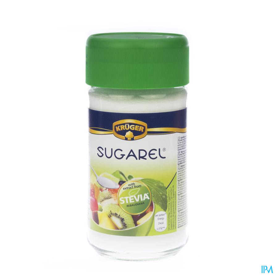 Sugarel Stevia Edulcorant De Table Pdr 75g 5239