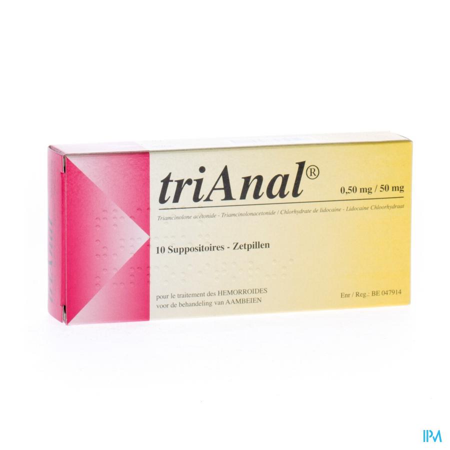 Trianal Suppo 10