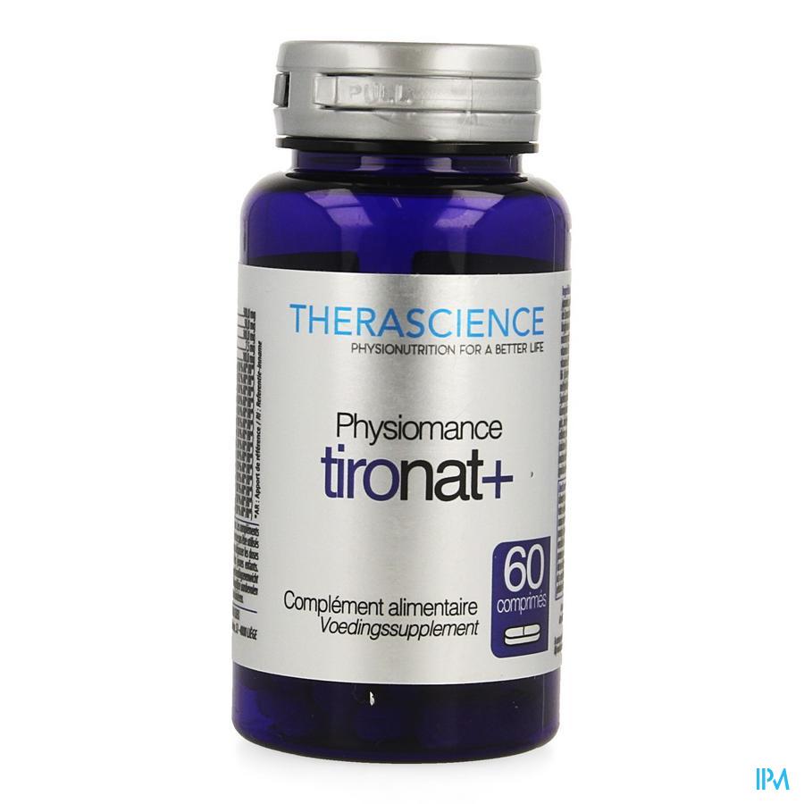 Tironat + Comp 60 Physiomance