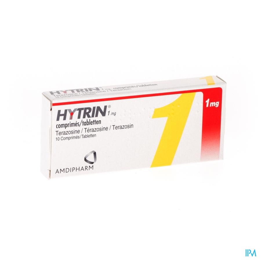 Hytrin Comp 10 X 1mg