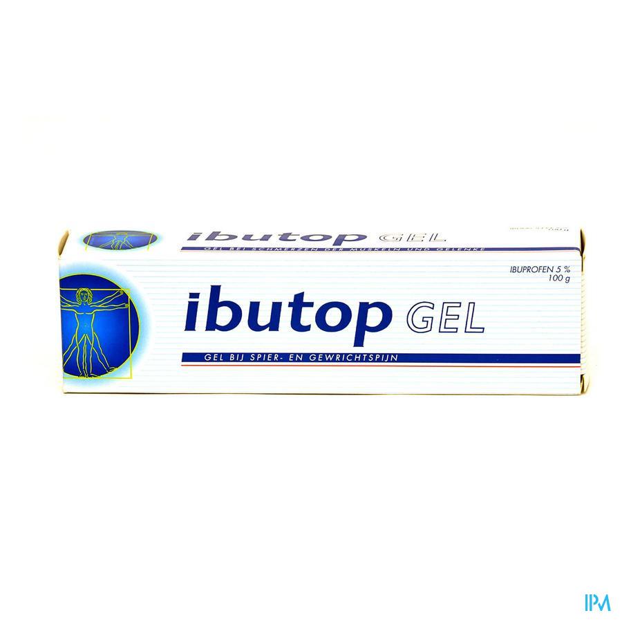 Ibutop Gel 100g 5%