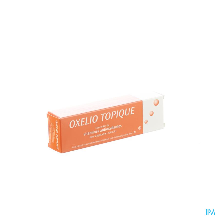 OXELIO TOPIQUE GEL        TUBE 30ML