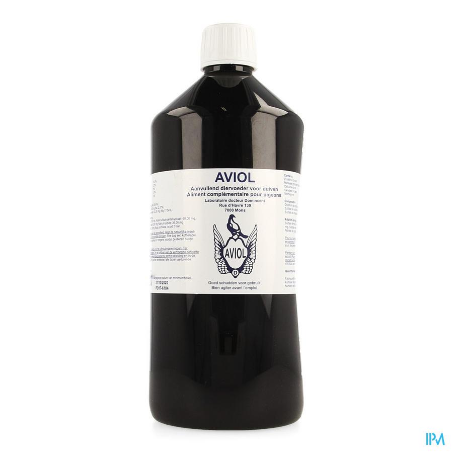 Aviol New Elixir Pigeons 1000ml