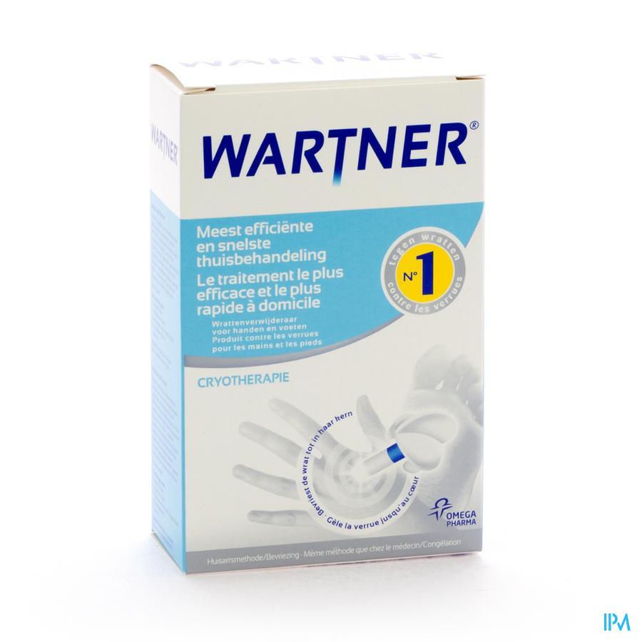 WARTNER CLASSIC HAND & VOET 50ML