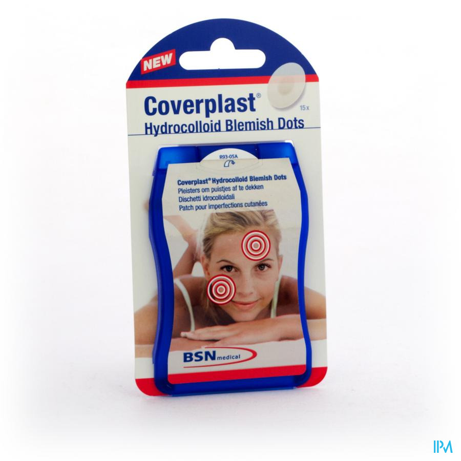 Coverplast Dots Hydrocol. 15 7265700