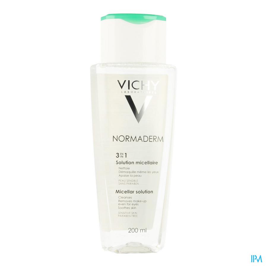 Vichy Normaderm Opl Micellair Gev H-inperf.h 200ml