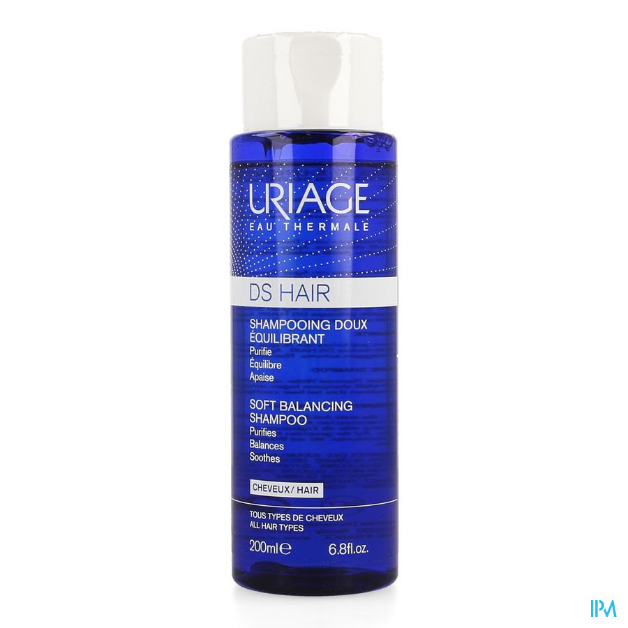 URIAGE DS HAIR SHAMPOO EQUILIBRANT 200 M