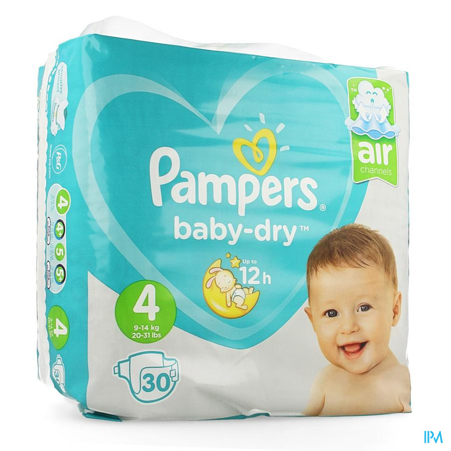 Pampers New Baby Maxi 7-18kg 30