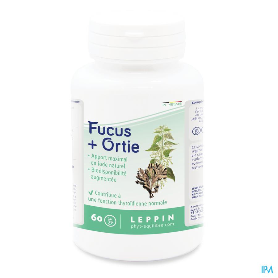Leppin Fucus + Ortie Gel 60
