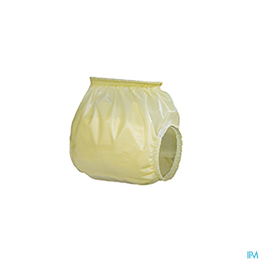 Suprima 1311 Slip Pvc Breed Sterk Unisex Wit T60