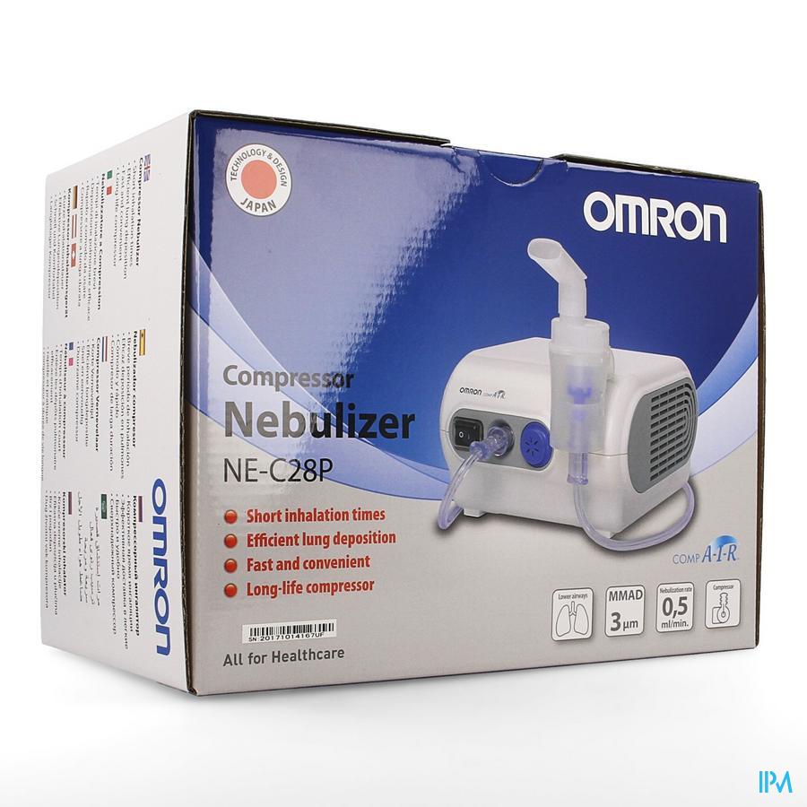 Omron Ne-c28p Nebuliseur-compresseur+kit