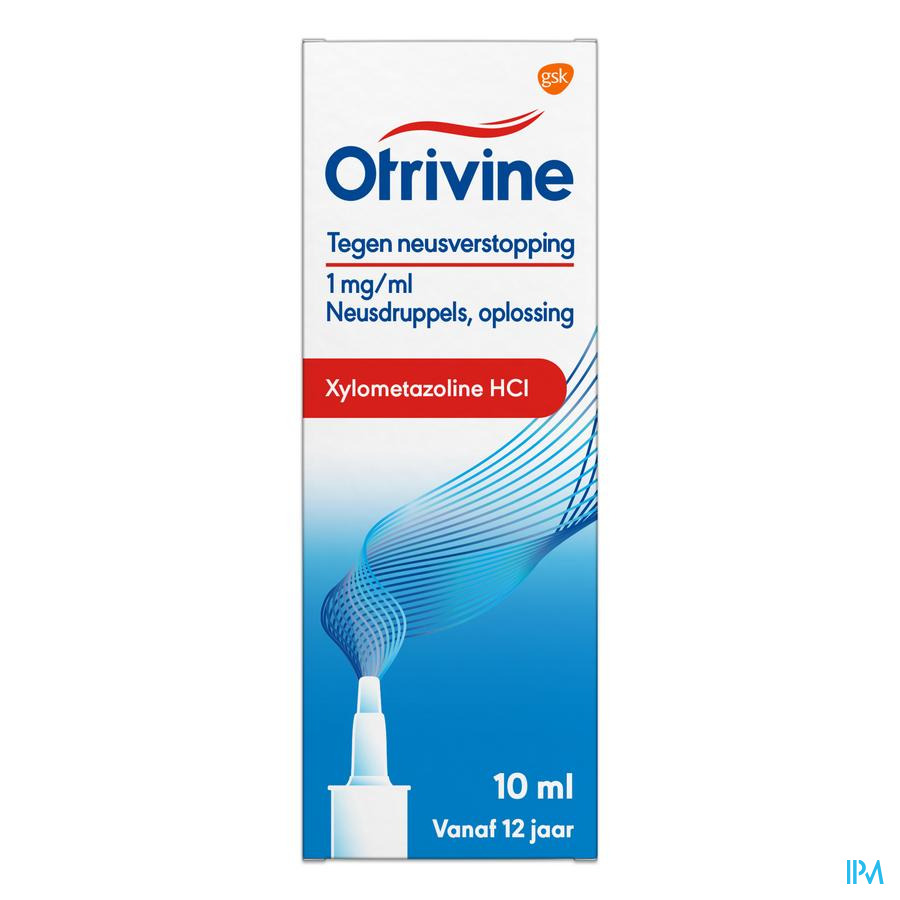 Otrivine Hydrat 1/1000 Spray 10ml