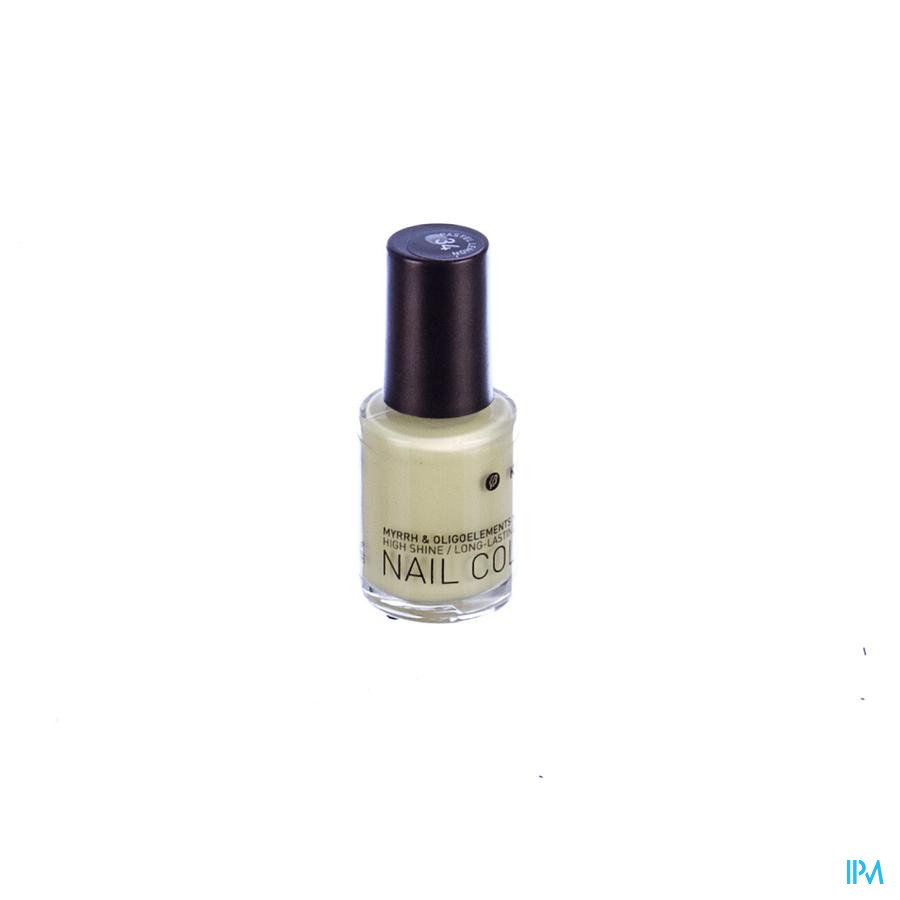KORRES KM NAIL COLOUR 34 PASTEL LEMON   10ML
