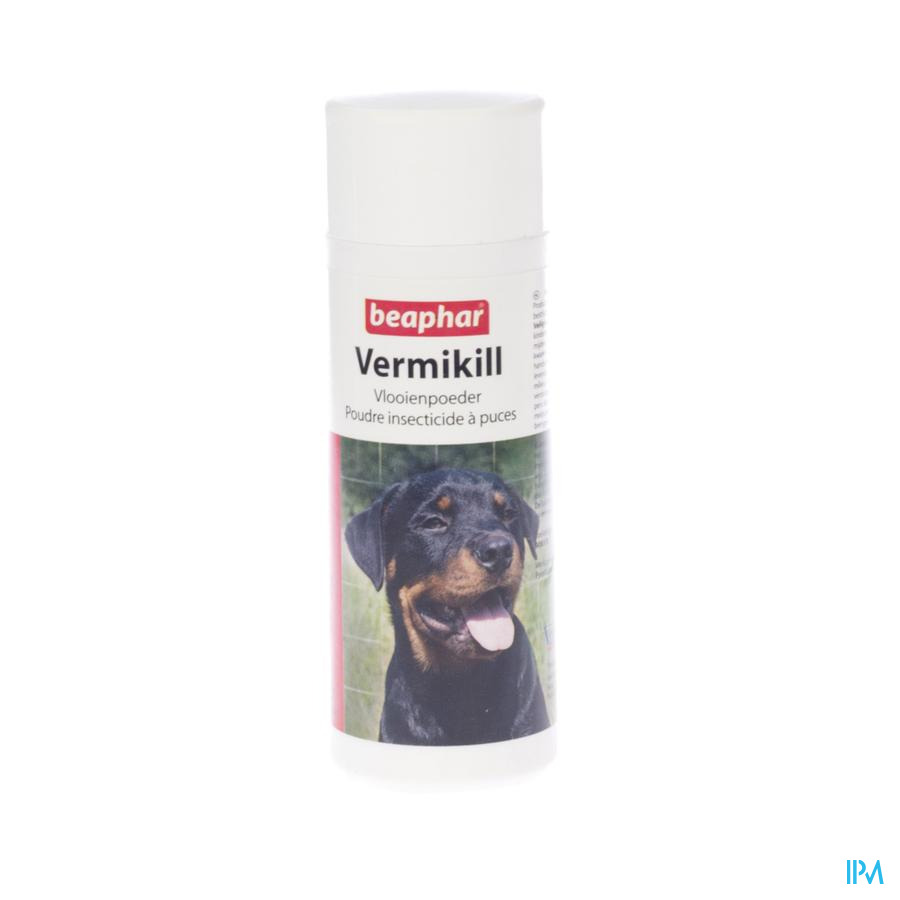 Vermikill Pdr A/vlo Hond-kat 80g 20272