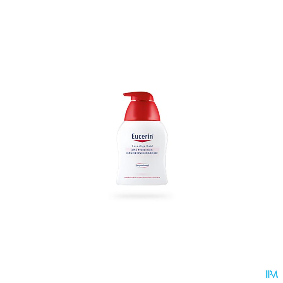 Eucerin Ph5 Peau Sensible Hle Lav.250ml -20% Promo
