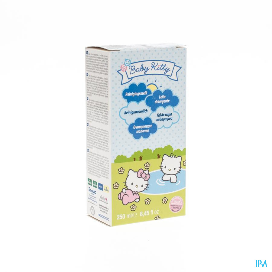 Hello Kitty Baby Lait De Toilette 250ml