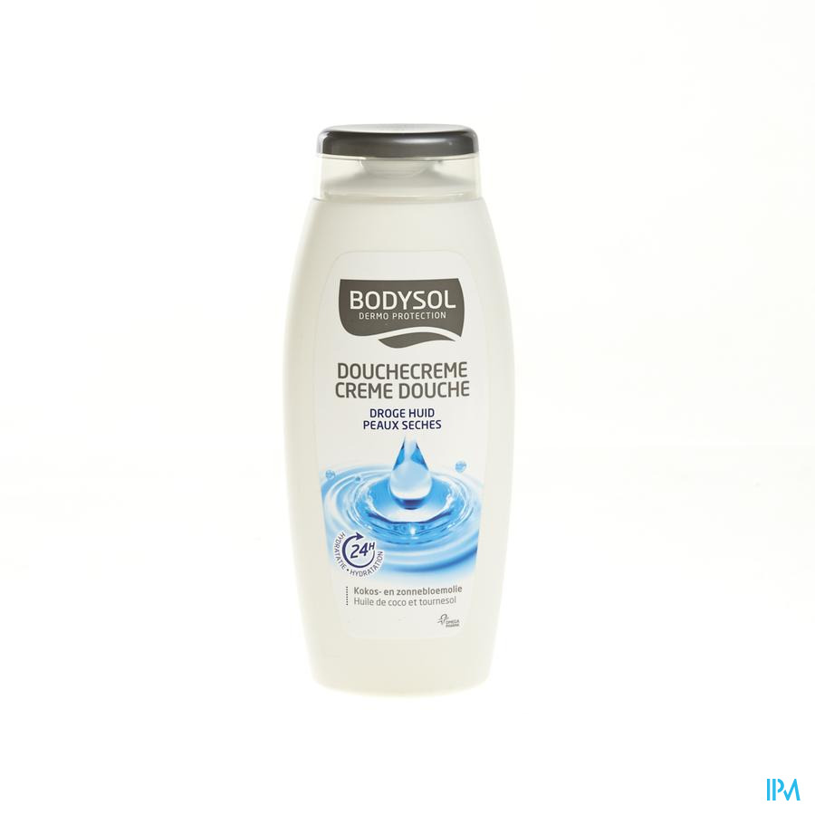 Bodysol Dry Protect Douchecreme Water 250ml