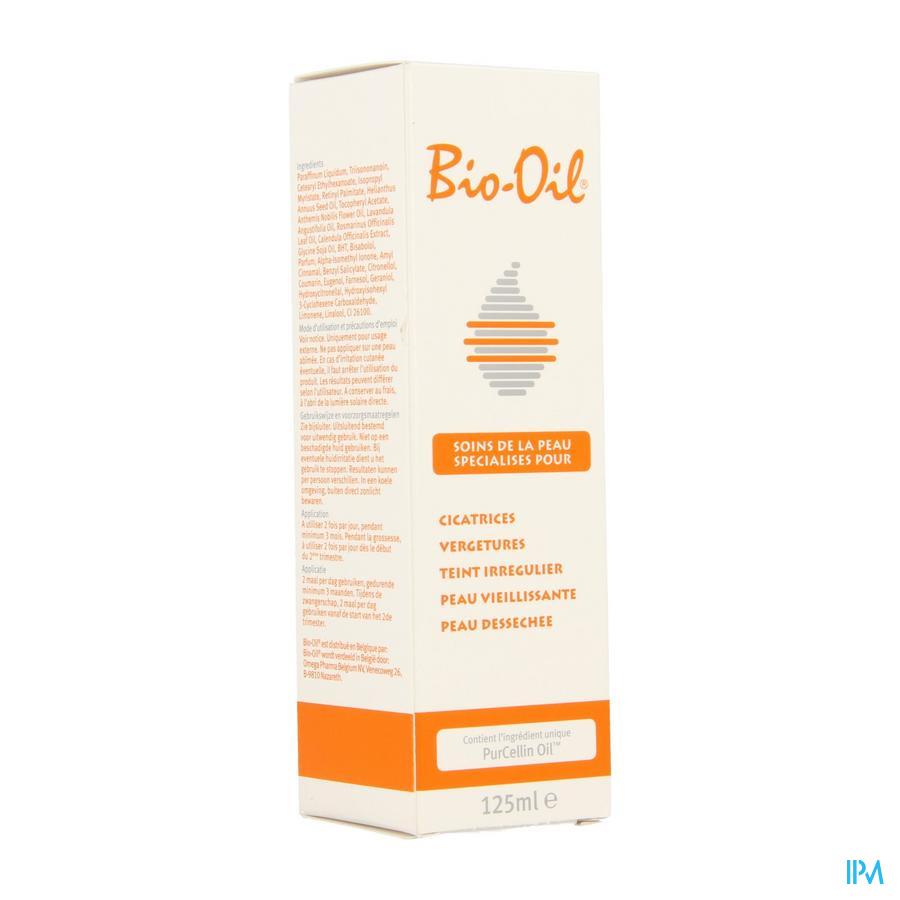 Bio-oil Huile Regeneratrice 125ml