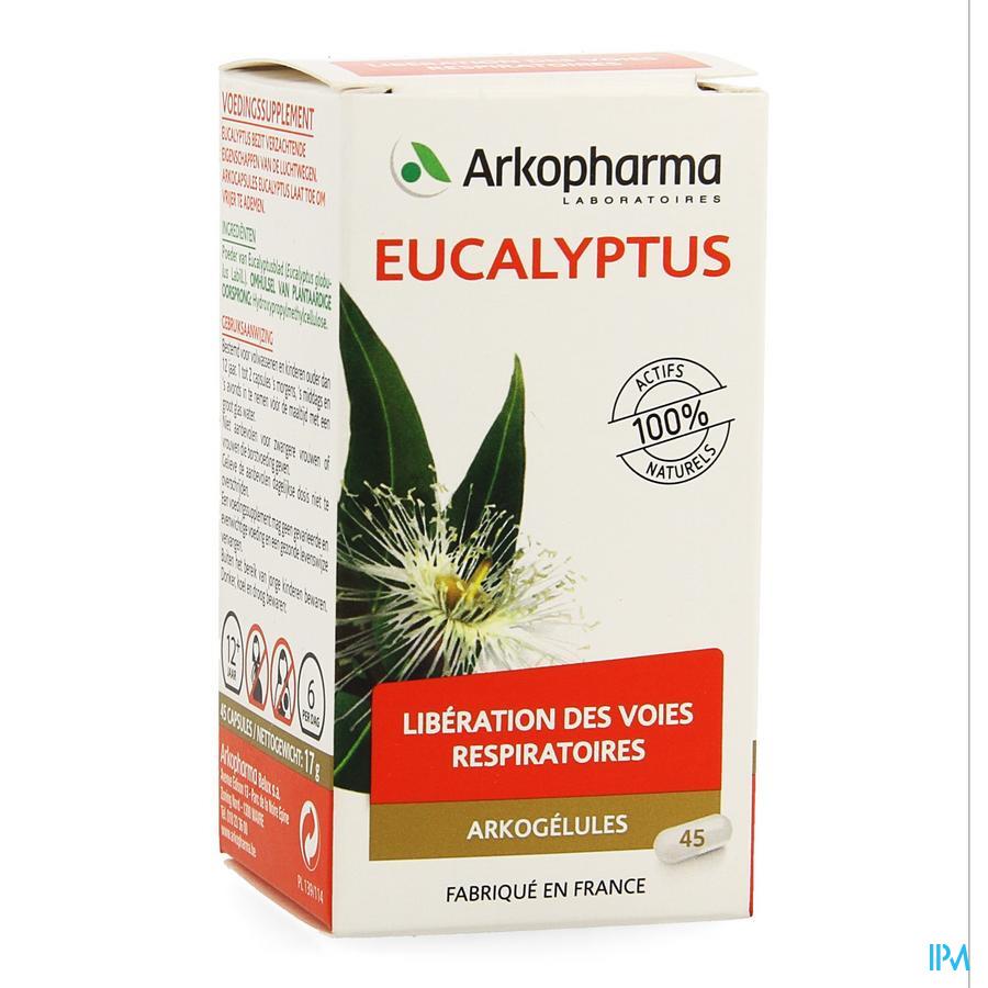 Arkogelules Eucalyptus Vegetal 45