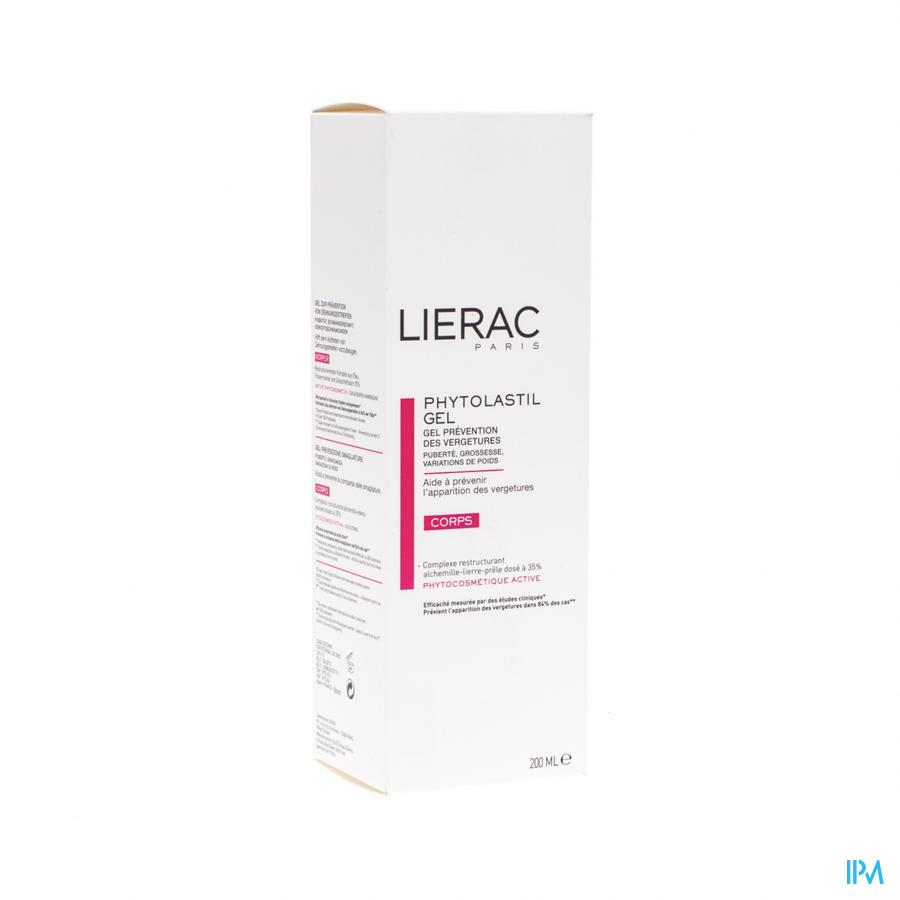 Lierac Phytolastil Gel S/parabene Tube 200ml