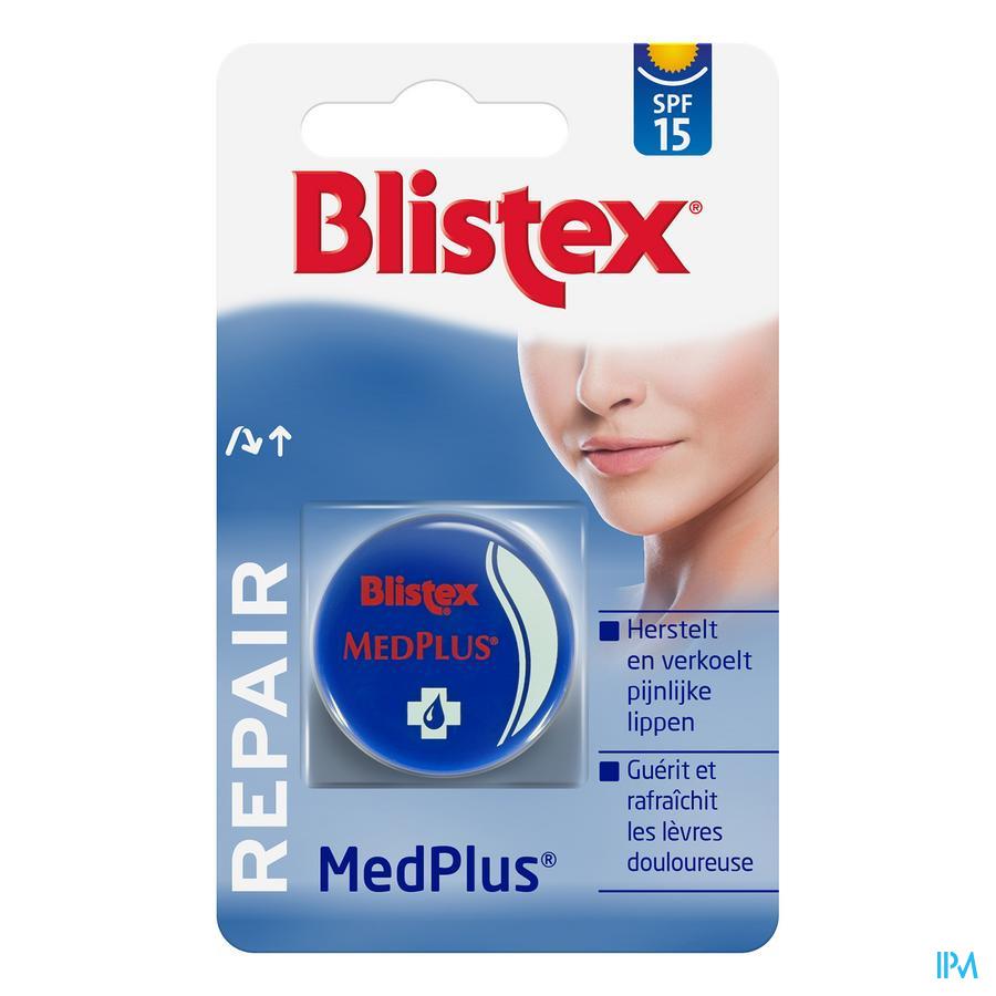 Blistex Med Plus Pot 7ml
