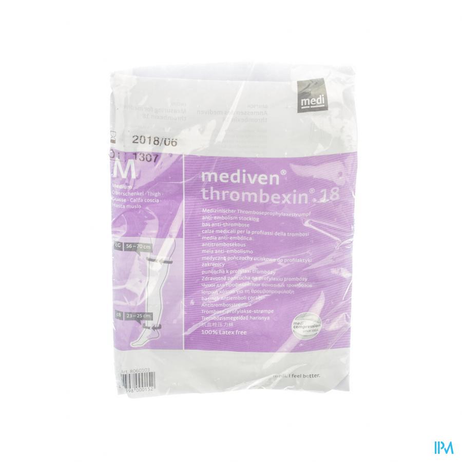 Mediven Thrombexin 18 Medium 8060203