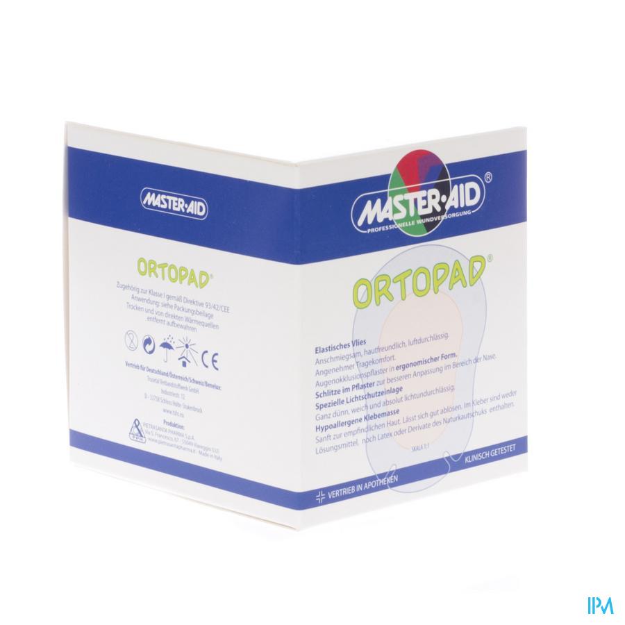 Ortopad Blanc Junior Pans Oculaire 50