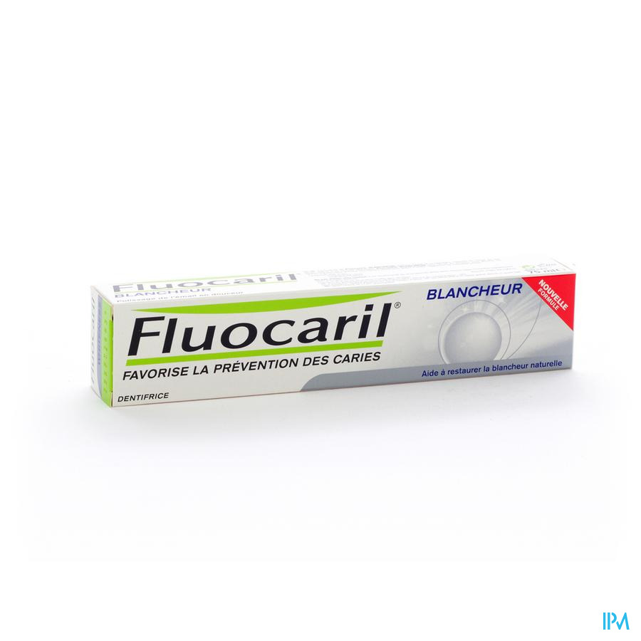 Fluocaril Whitening Dentifrice 75ml