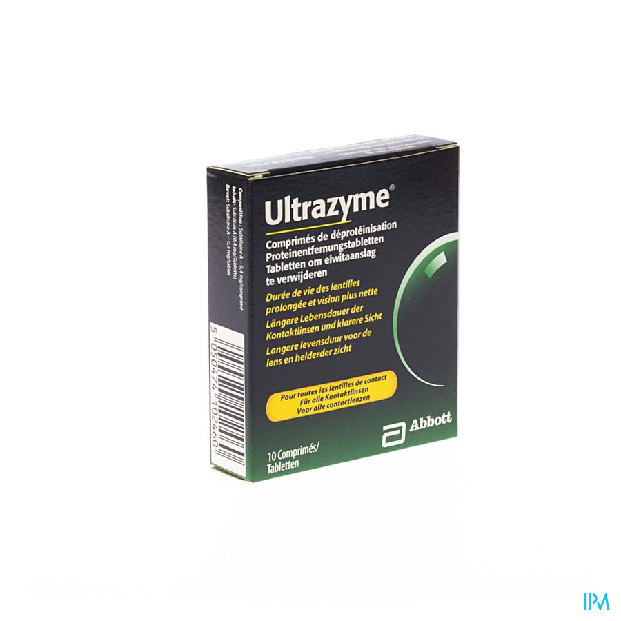Ultrazyme Proteinereiniging Comp 10 4493