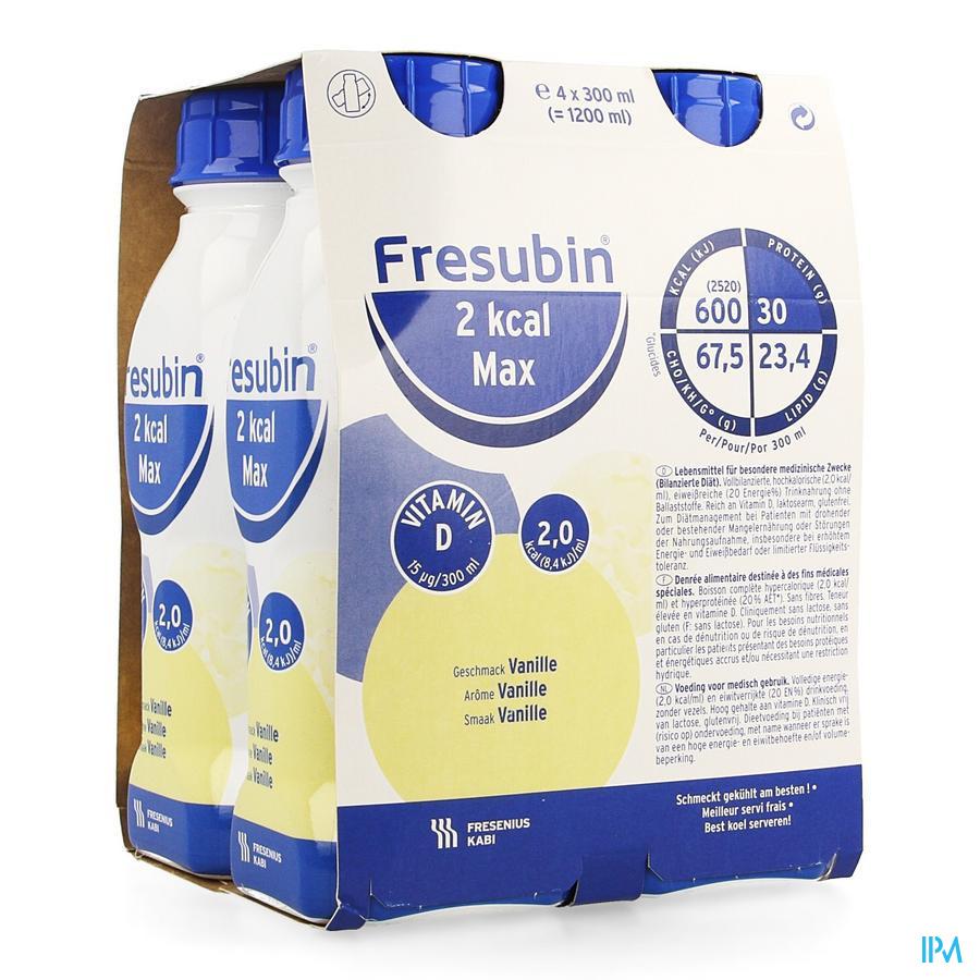 Fresubin 2 Kcal Max 300ml Vanille
