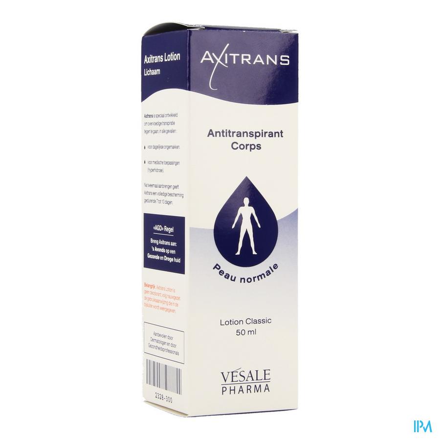 Axitrans Lotion Classic 50 ml