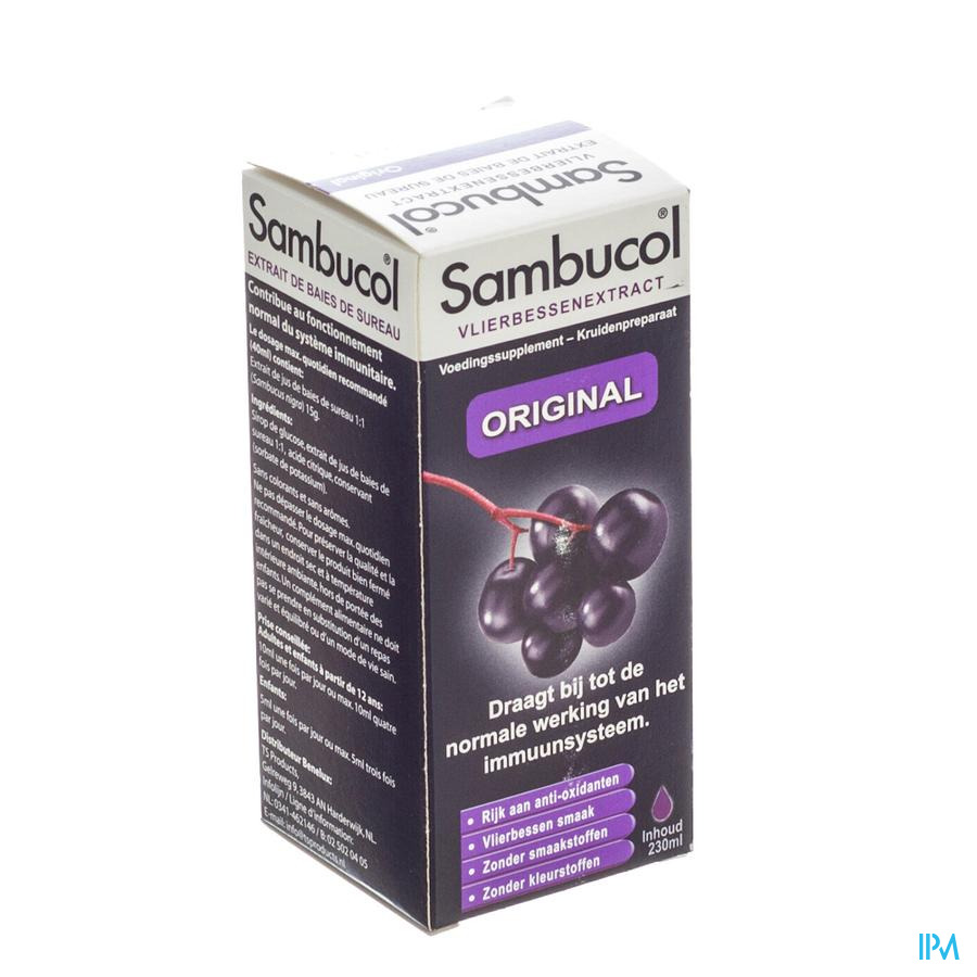 Sambucol The Original 230ml Nf