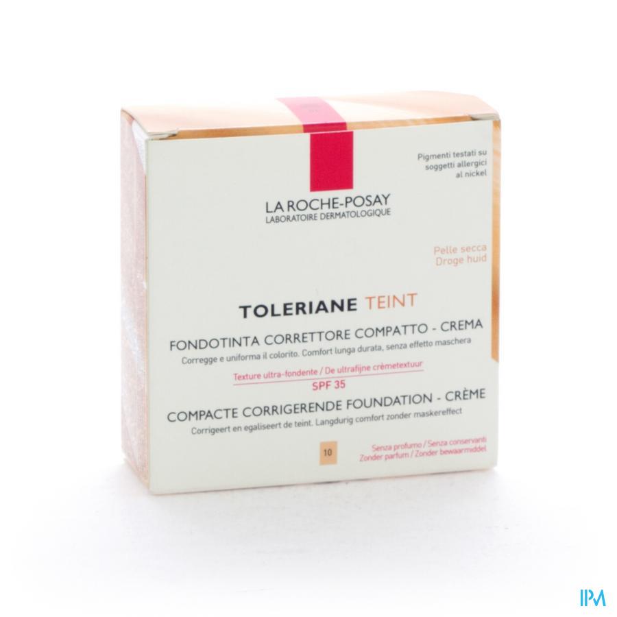 La Roche Posay Toleriane Teint Corr.comp.ip35 10 Ivoire 9g