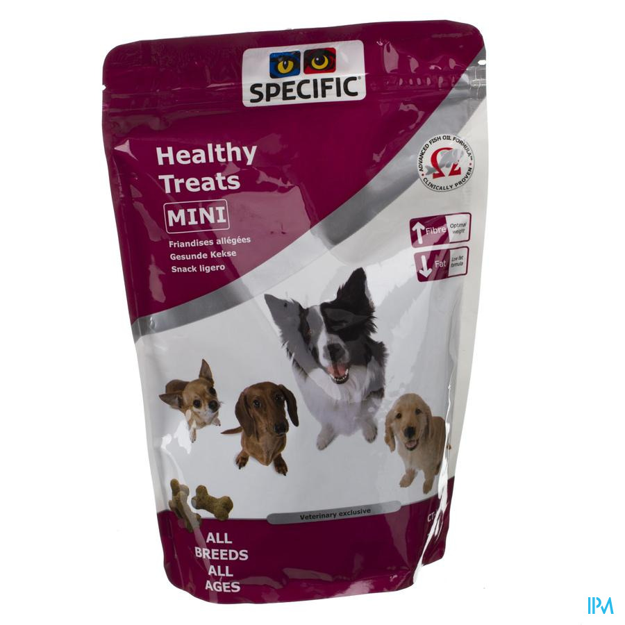 Specific Healthy Treats Mini Dog 275g