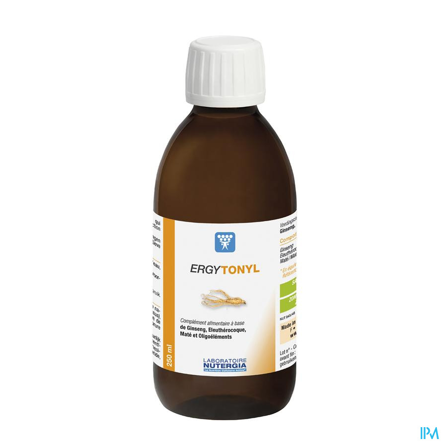 Ergytonyl Flacon 250 ml