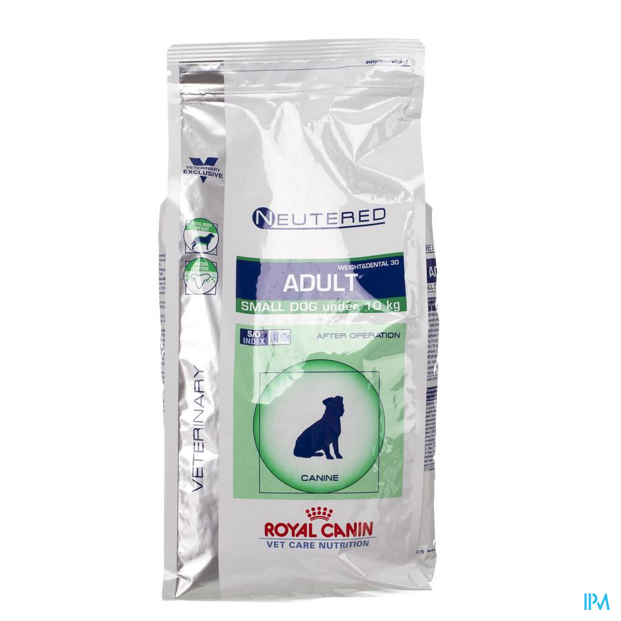 Vcn Weight Dental Nt Adult Canine 1,5kg