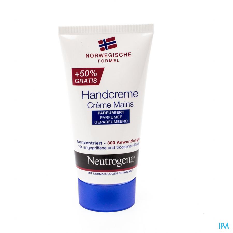 Afbeelding Neutrogena Handcrème met parfum 75ml.