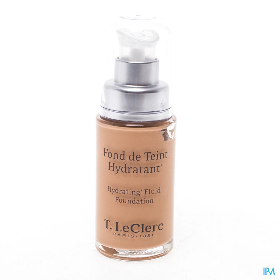 Afbeelding T. LeClerc Fond de Teint Hydratant SPF 20 Fluide 05 Beige Ambré 30 ml.