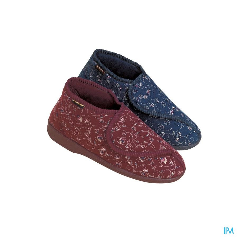 Slippers Vrouw Betsy Blauw 37 Able2