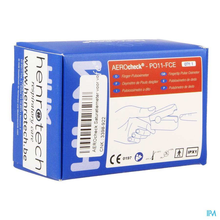 Aerocheck Saturatiemeter Volw Hp011-fce Henrotech