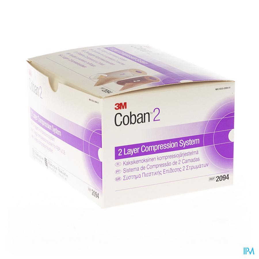 Coban - 2 Lagen Compressiesysteem