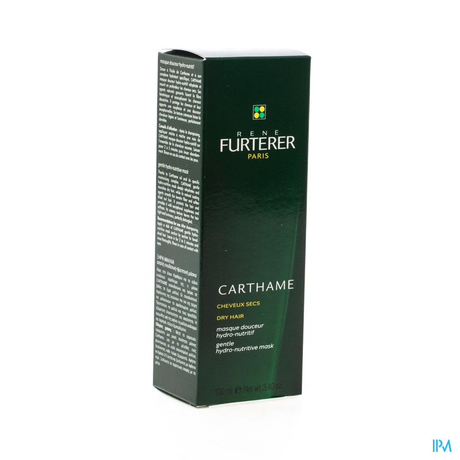 Furterer Carthame Zacht Masker Tube 100ml