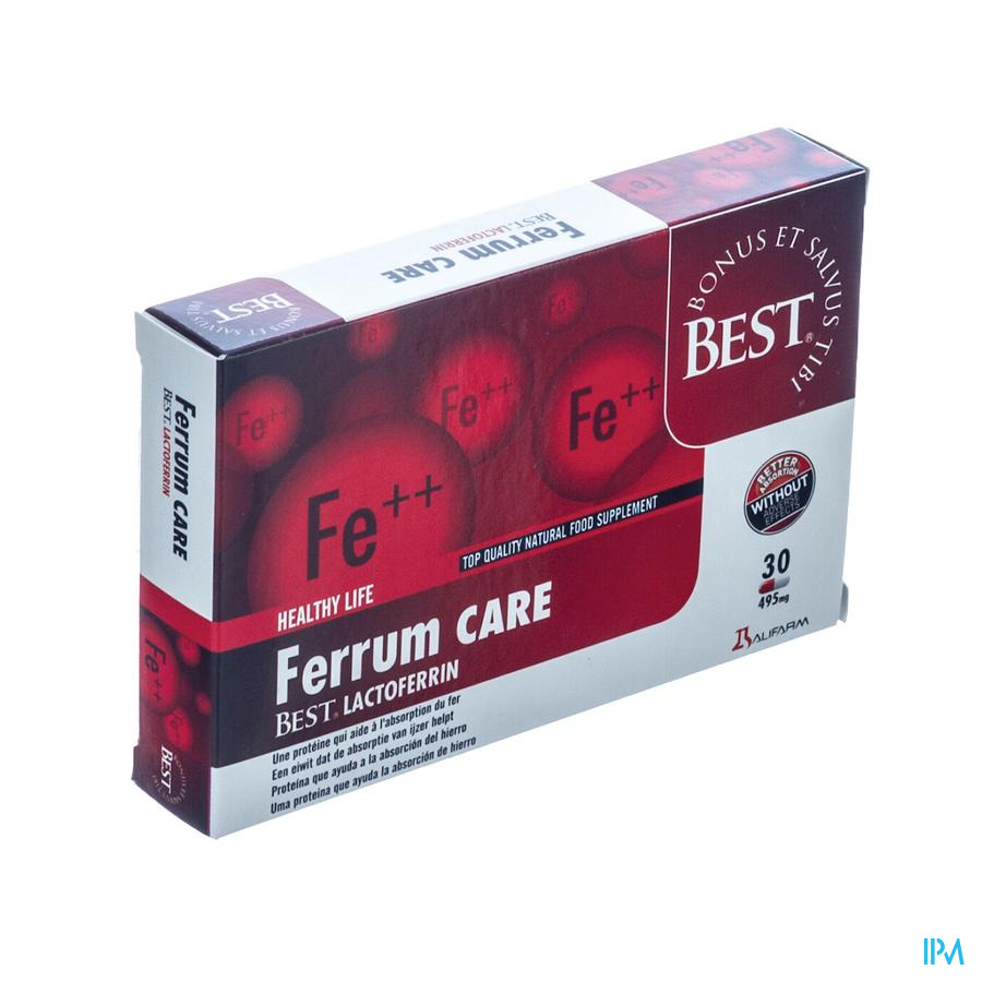 Ferrum Care (best) Blister Gel 30