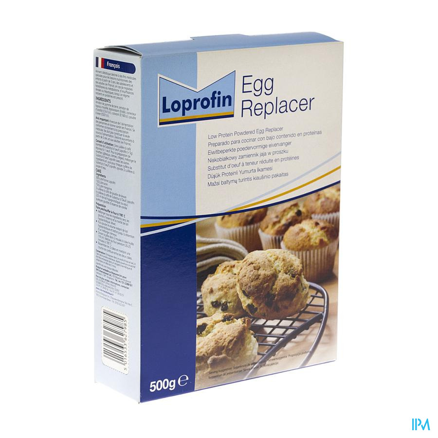 Loprofin Egg Replacer Sachets 2x250 gr