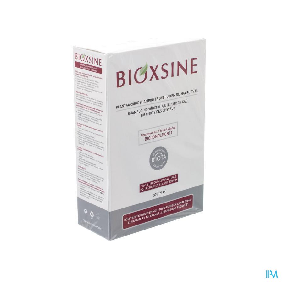 Bioxsine Sh Haaruitval Normaal Haar 300ml