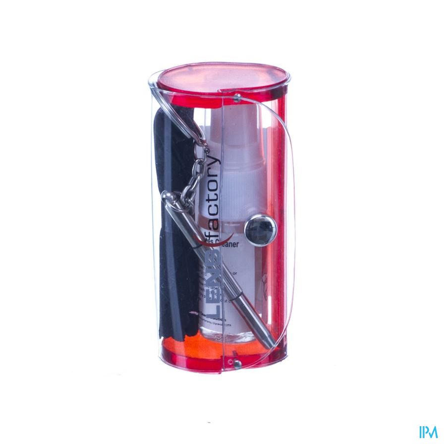 Pharmaglasses Cleaning Kit