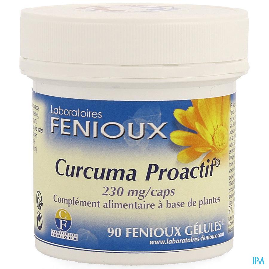 CURCUMA PROACTIF 90 CAPS