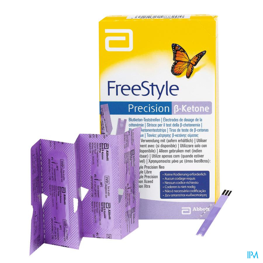 Freestyle Precision B-Ketone 10 strips